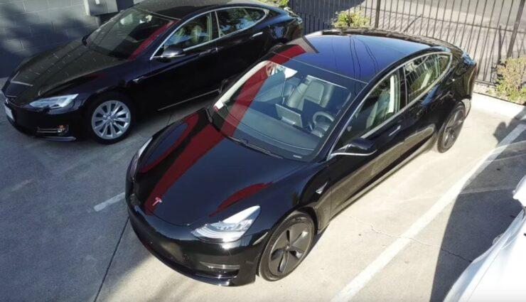 Neue Videos auf YouTube geben detaillierten Einblick auf das Model 3