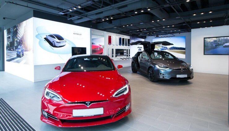 Tesla Model S 75D ab sofort für unter 70.000 Euro zu haben