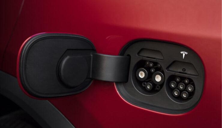 Tesla präsentiert neuen Dual-Ladeanschluss am Model S und Model X