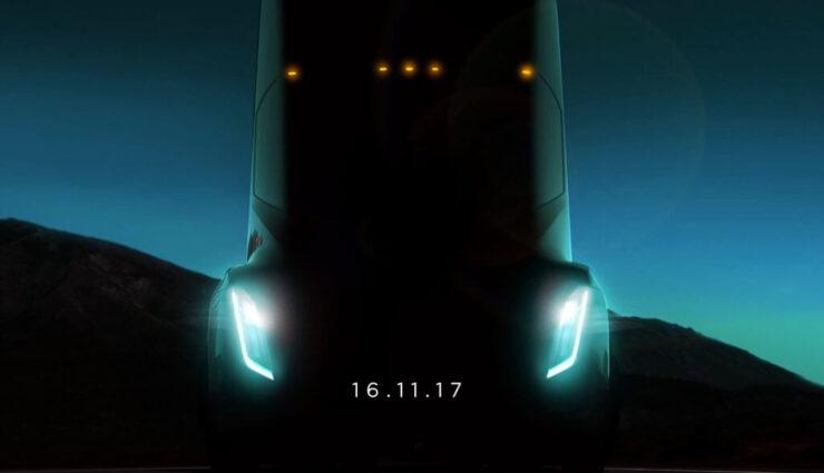 Tesla Semi Truck: Einführungsevent erneut verschoben, diesmal auf den 16. November