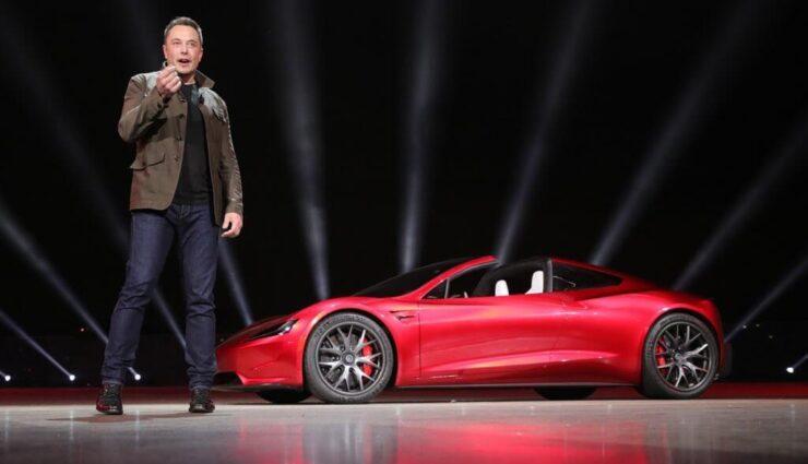 Tesla Roadster – Alle Details zum neuen Supersportwagen im Überblick