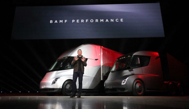 Tesla Semi – Alle Details zum Sattelkraftfahrzeug im Überblick