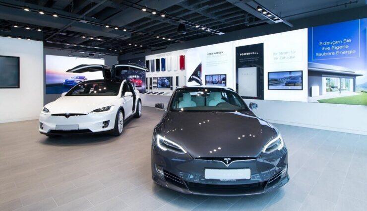 Tesla: Fahrzeugzulassungen in Deutschland für Oktober 2017