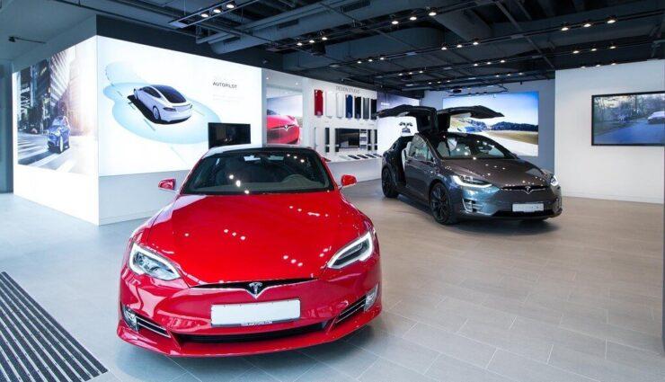 Tesla: Fahrzeugzulassungen in Schweiz & Österreich für Oktober 2017