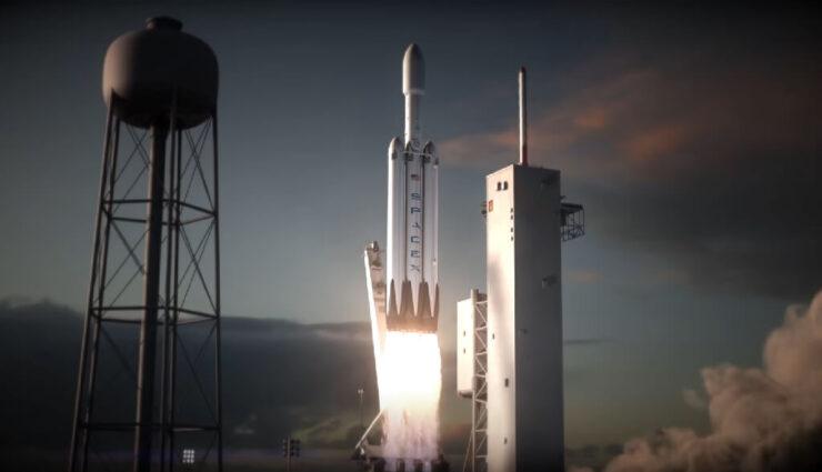 Elon Musk will seinen Tesla Roadster mit SpaceX-Trägerrakete in eine Mars-Umlaufbahn bringen
