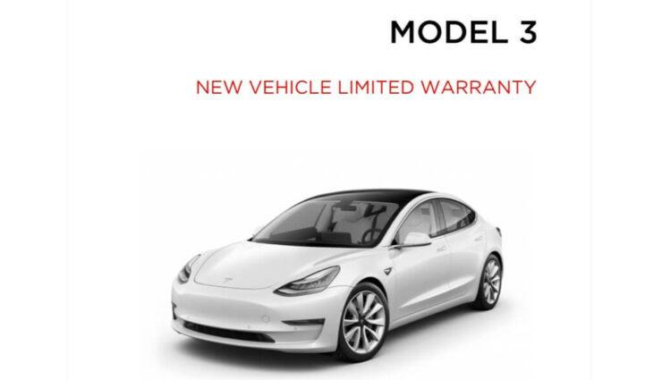 Model 3: Tesla garantiert Akkukapazität über Garantiezeitraum von mindestens 70%