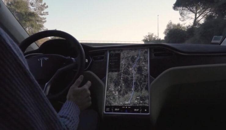 Anfang 2018 soll großes Update für das Navigationssystem kommen, sagt Musk