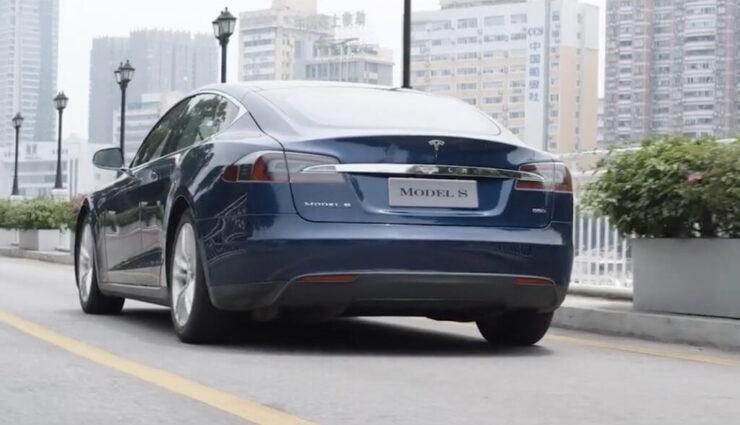 Tesla: Fahrzeugzulassungen in Deutschland für November 2017