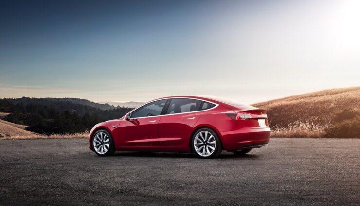 Model 3: Offenbar leichte Effizienzsteigerung ab Modelljahr 2018