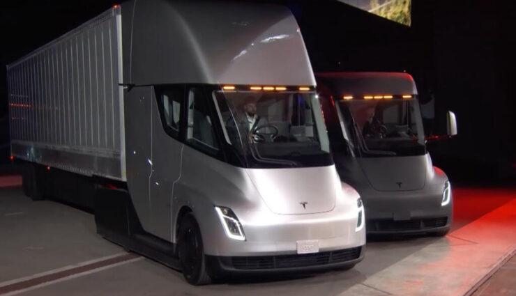 Mittlerer Osten: Umweltmanagement-Unternehmen bestellt 50 Semi-Trucks vor