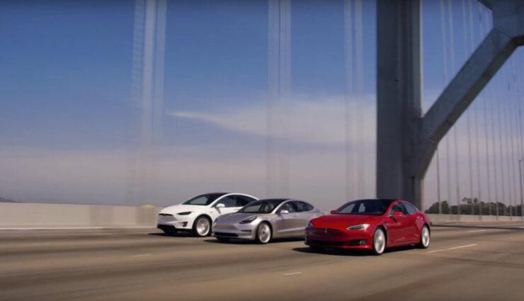 Tesla: Fahrzeugzulassungen in Deutschland für Dezember 2017