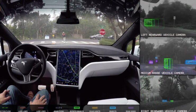 Autonomes Fahren: Tesla hat im letzten Jahr keine Tests auf Kaliforniens Straßen durchgeführt