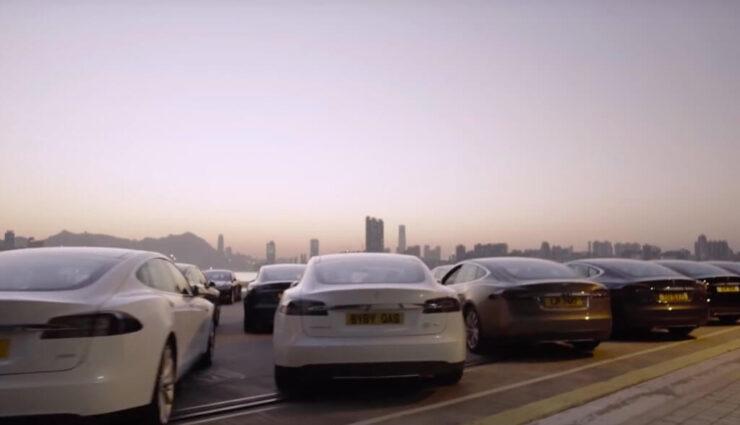 Tesla hat den Umsatz in China verdoppelt, in Norwegen mehr als verdoppelt