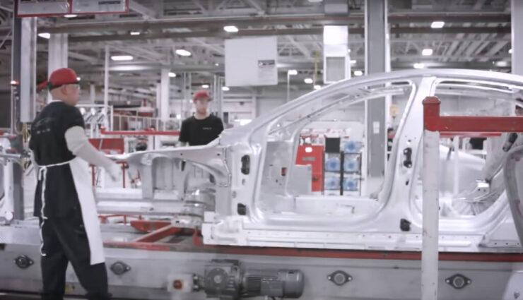 Tesla soll laut einem Bericht Arbeitsunfälle falsch dokumentiert haben, um Bilanz zu verbessern