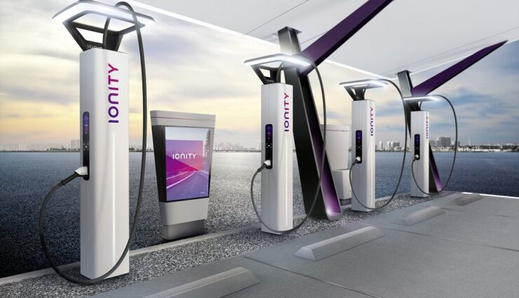 Tesla könnte womöglich dem Ladesäulen-Joint-Venture Ionity beitreten