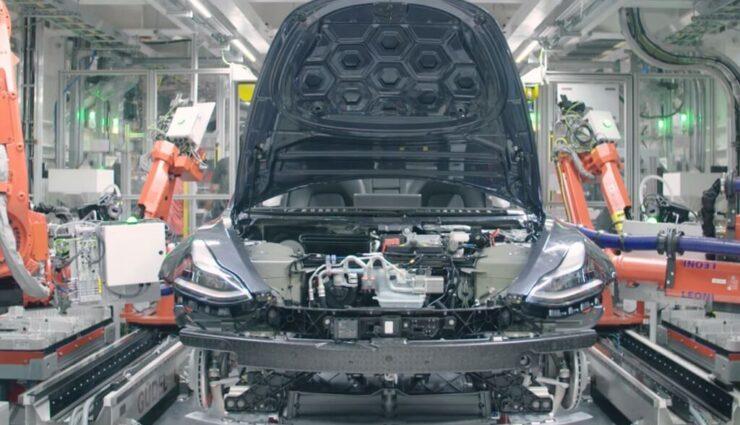 """Produktionsstart von Model 3 mit Dual Motor Allradantrieb """"vermutlich"""" im Juli, sagt Musk"""