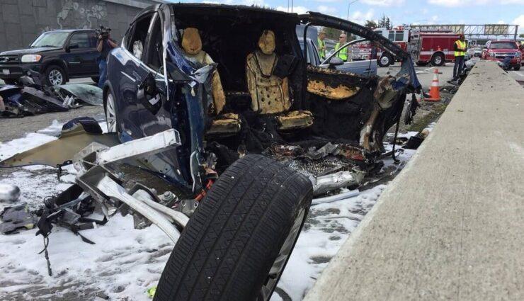 Tödlicher Autopilot-Unfall im Model X: Tesla arbeitet nicht mehr mit dem NTSB zusammen