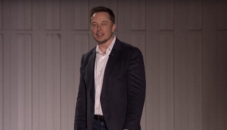 Elon Musk kauft Tesla-Aktien im Wert von zehn Millionen US-Dollar