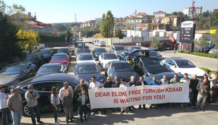 Tesla will Ende des Jahres in die Türkei expandieren