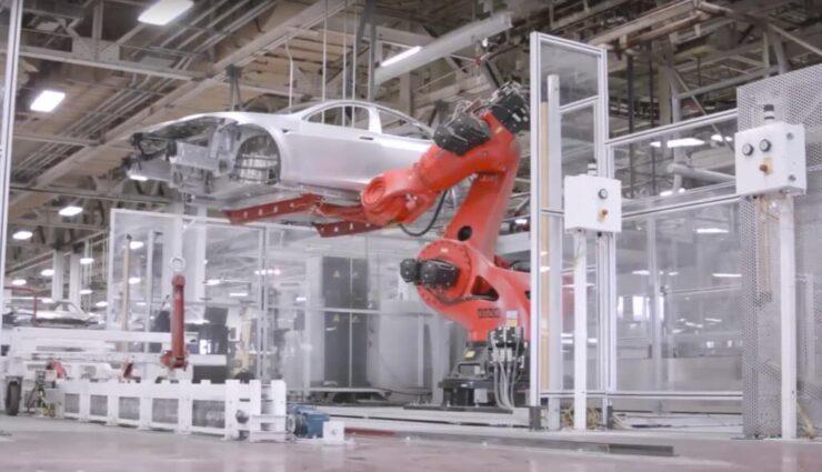 Model 3: Tesla plant sechstägigen Produktionsstopp, um Montagelinie zu verbessern, berichtet Reuters