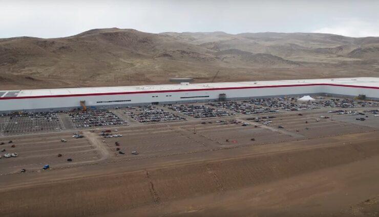Gigafactory: Tesla installiert neue Produktionslinie für Batteriemodule von Grohmann