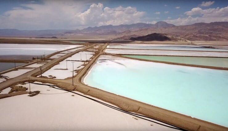 Tesla sichert sich Lithium aus Australien