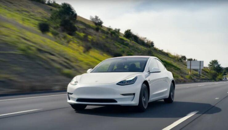 Model 3: Tesla veröffentlicht Software-Update zur Optimierung der Bremsleistung