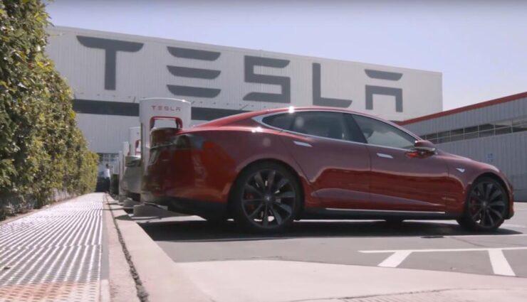Tesla veröffentlicht Quartalsbericht für das Q1 2018