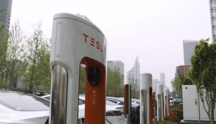 Tesla aktualisiert Supercharger-Karte mit bestehenden und kommenden Standorten
