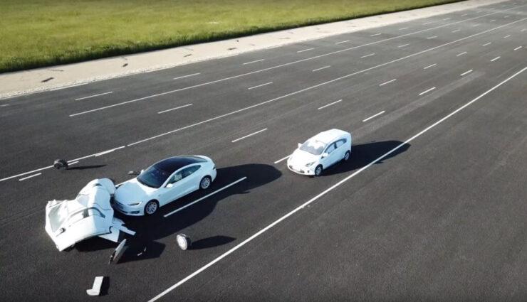 Forschungsgruppe demonstriert, warum der Autopilot gegen ein stationäres Auto fahren könnte