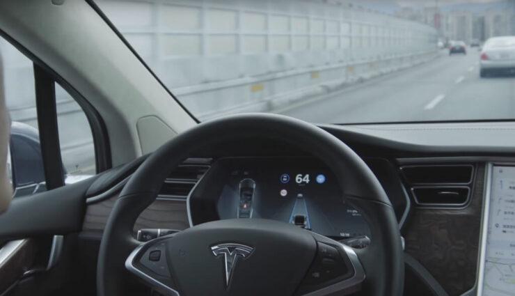 Tesla veröffentlicht Autopilot-Update 2018.21.9
