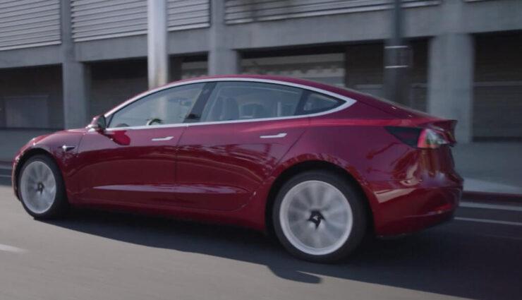 Nach Brems-Update: Model 3 erhält Kaufempfehlung von Consumer Reports