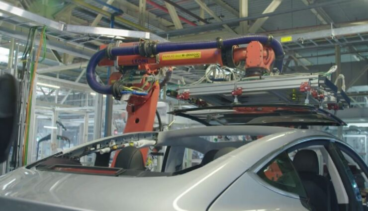 Panasonic: Batteriezellen-Engpässe nach erhöhter Model 3-Produktion