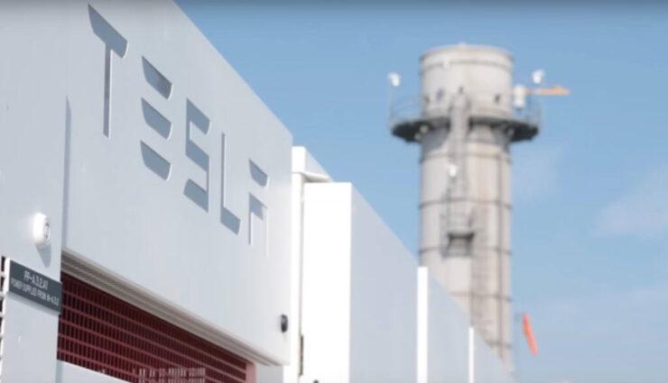 Tesla veröffentlicht Software-Update für Powerpack-Energiespeicheranlagen