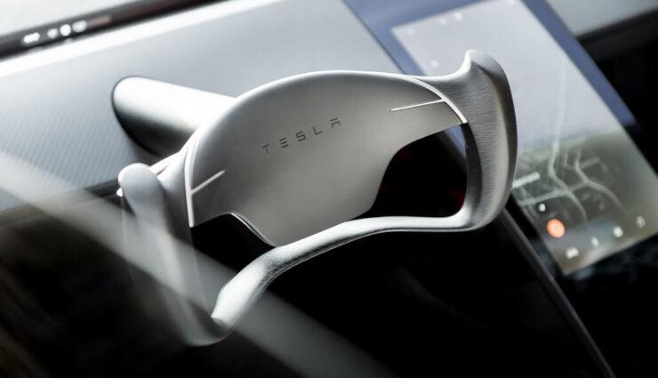 Tesla Roadster wird Augmented Reality Modus haben, sagt Musk