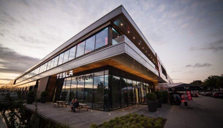 Tesla will neues Verteilzentrum für Ersatzteile in Europa eröffnen