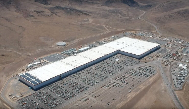 Tesla soll laut einem Bericht eine Vereinbarung für die Gigafactory 3 in Shanghai unterzeichnet haben