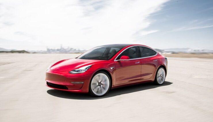 Model 3: Produktion europäischer Fahrzeuge hat möglicherweise begonnen