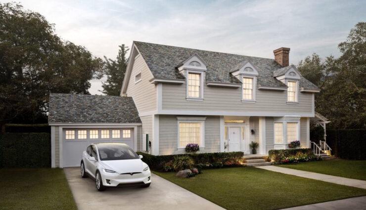 Solar-Dachziegel: Installationen werden auf den Nordosten der USA ausgeweitet