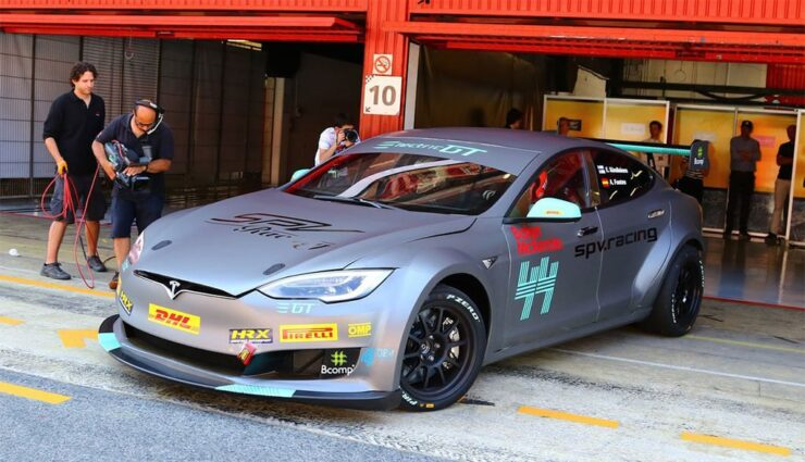 Tesla-Rennserie EPCS verzögert sich