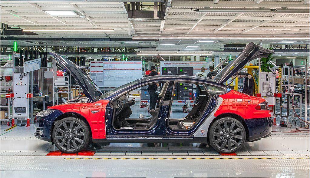 Tesla-Fabrik-Lausitz