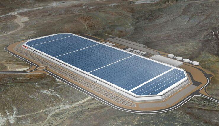 """Tesla treibt """"Gigafactory""""-Ausbau in Nevada und erste China-Fabrik voran"""