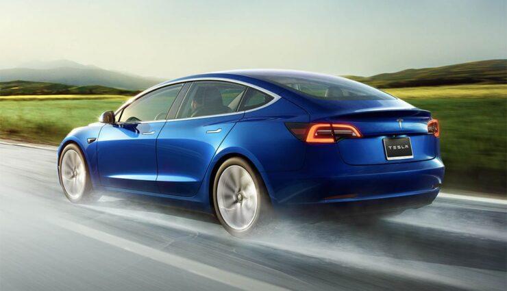 Tesla-Model-3-Basisversion
