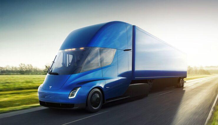 Tesla-E-Lkw