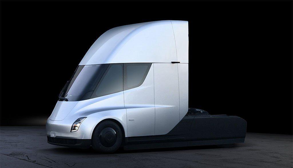 Tesla-Lkw