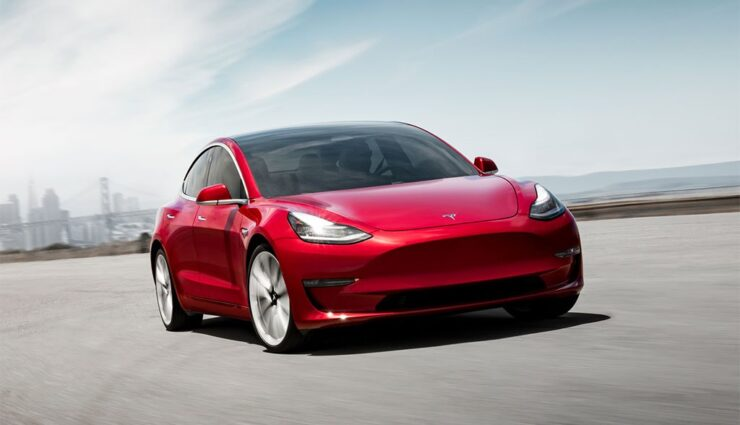 Tesla Model 3 boomt in den USA, deutsche Mittelklassewagen fallen deutlich zurück