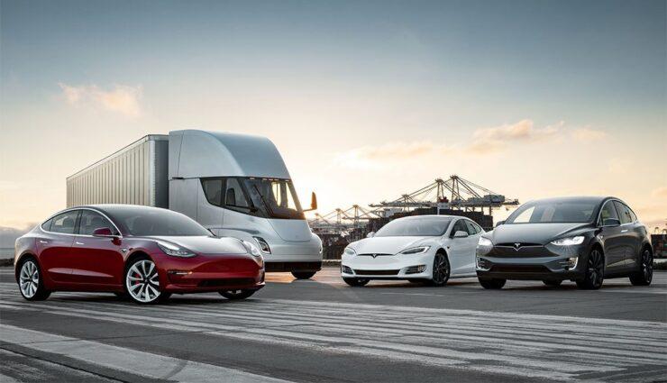 """Elon Musk: Tesla ist mittlerweile in """"einer ziemlich guten Position"""""""