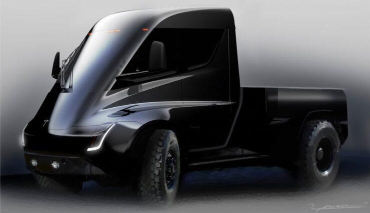 Tesla Pick-up-Truck könnte bisher gewagtestes Elektroauto der Kalifornier werden