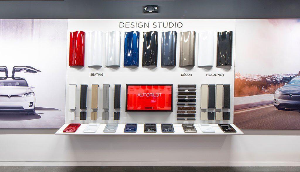 Tesla-Store-Design-Studio