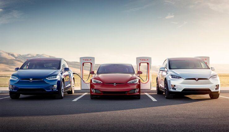Neue Tesla Model S und X nun ohne Supercharger-Guthaben